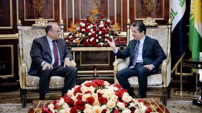 ABD'den Kürdistan Bölgesi'ne destek mesajı