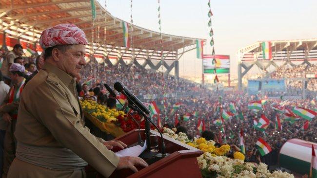 Başkan Barzani: Boyun eğmeyenlere selam olsun