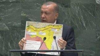 Brett McGurk: Erdoğan o harita ile niyetini belli etti