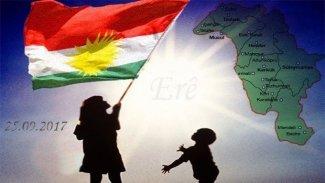 Bugün Kürdistan'ın bağımsızlık referandumun yıldönümü