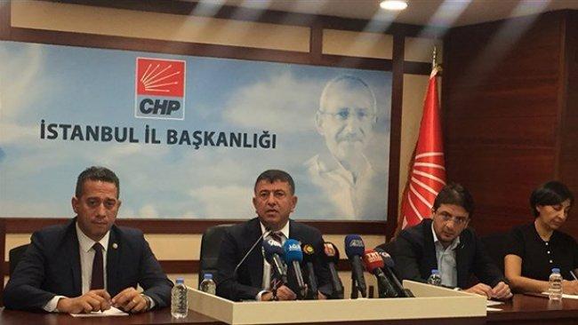 CHP, 'Uluslararası Suriye Konferansı'nın detaylarını açıkladı