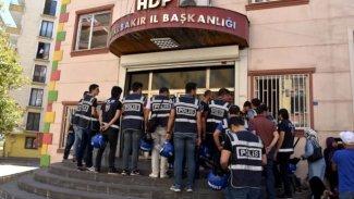 HDP'lilere 'battaniye' soruşturması