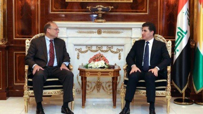 Kürdistan Bölge Başkanı: Daha fazla uluslararası işbirliğine ihtiyaç var