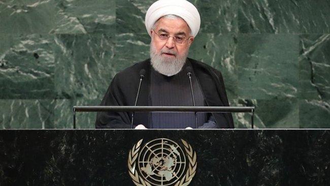 Ruhani: ABD ile müzakereleri kabul edemeyiz