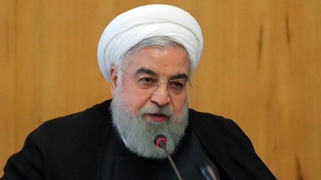 Ruhani'den 'Trump'la görüşme' şartı