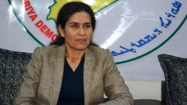 İlham Ahmed: YPG bölgeyi teslim etti