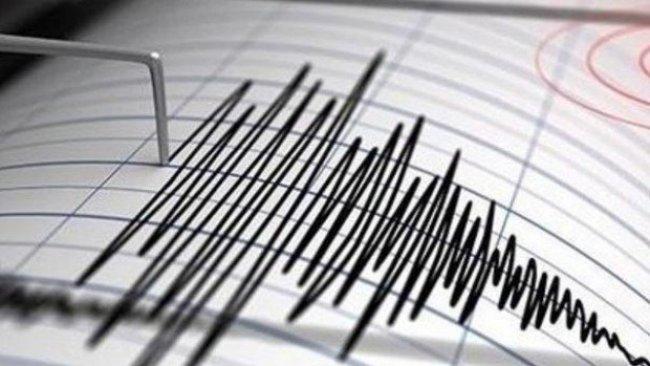 İstanbul'da 5.8 büyüklüğünde deprem!