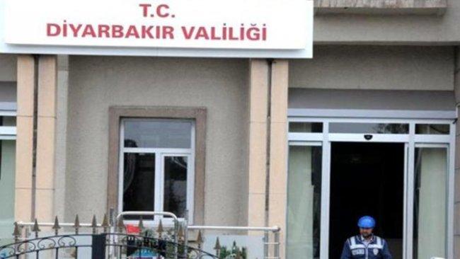 Diyarbakır Valiliği AK Parti önünde eylem isteğini 'Anayasal suç' saydı