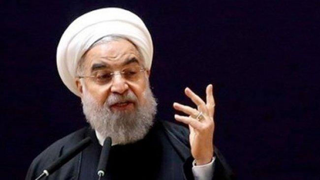 Ruhani'den ABD'ye: Baskıya son verin