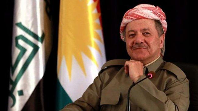 Başkan Barzani'den tebrik mesajı