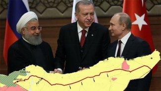 Güvenli Bölge Basıncı ve Ankara zirvesi!