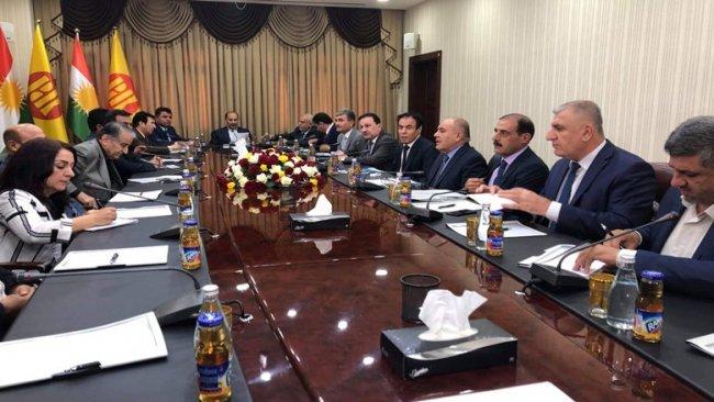 'Kürdistani İttifak'ta anlaşma sağlandı
