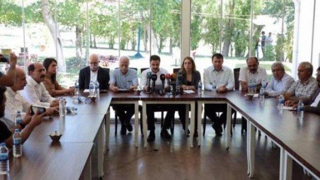 Kürt partilerinden ortak açıklama