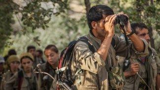 PKK, Haşdi Şabi bölgesinde askeri kamp kurdu