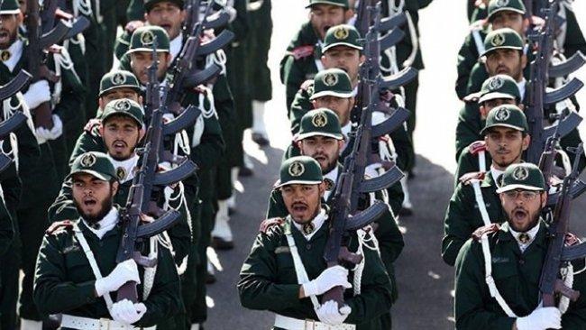 Suriye'de İran Devrim Muhafızları'na hava saldırısı