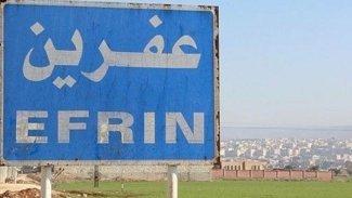 Afrin'de 13 kişi gözaltına alındı