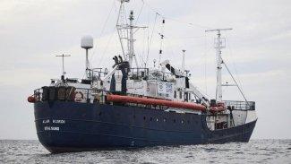 Alan Kurdi'nin babası sığınmacı gemisinde görev yapacak