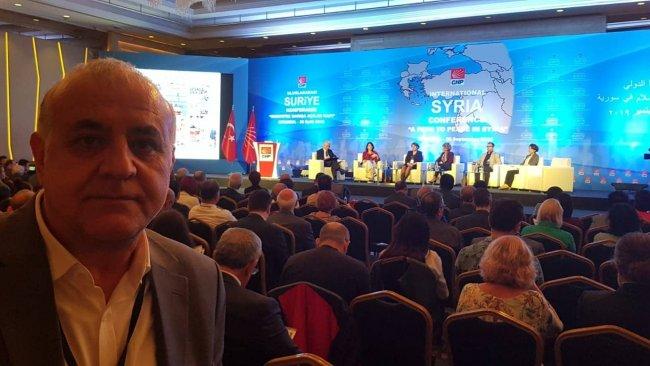 'CHP Konferansı'nda Kürtlerin kendisi yoktu ama sesi vardı'