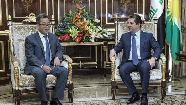 Çin'den Kürdistan'a yatırım teşviki