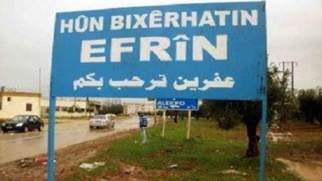 Efrin'de ÖSO'ya bağlı gruplar Kürtleri kaçırıyor