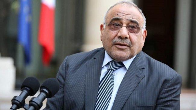Abdulmehdi'den savaş uyarısı