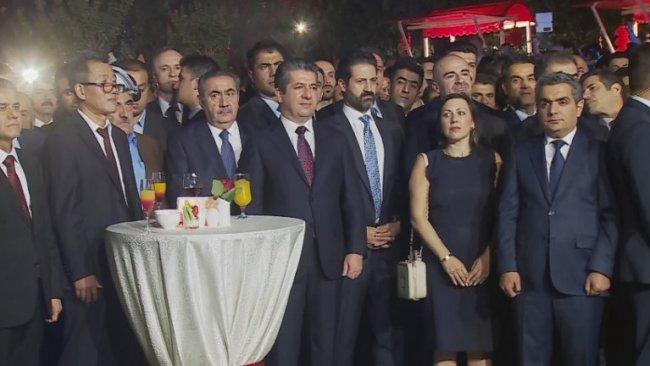 Erbil'de Çin'in 70'inci kuruluş yıldönümü kutlandı