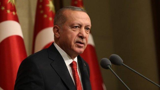 Erdoğan'dan 'Fıratın doğusu' mesajı