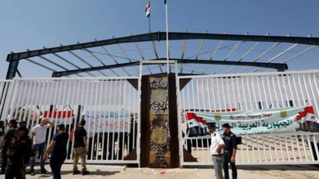 Irak-Suriye sınır kapısı yeniden açıldı