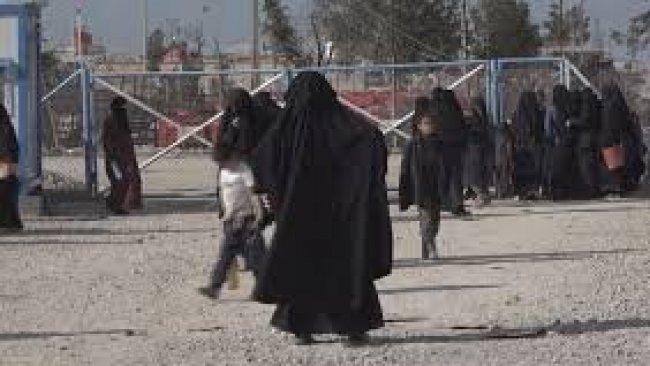 Rojava'da IŞİD'li kadınlar silahlı isyan başlattı: 1 ölü, 7 yaralı