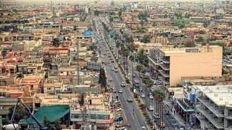 Bağdat'taki gösteriler Kerkük'e de sıçradı