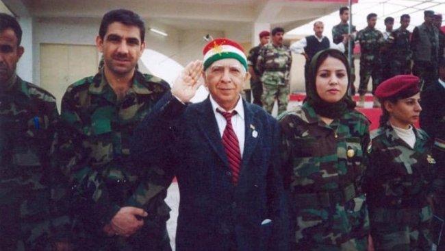 Kürt aydın Kerem Enqosî hayatını kaybetti