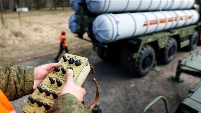 Rusya, S-500'leri Suriye'de test etti