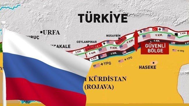 Rusya'dan art arda Türkiye ve 'güvenli bölge' açıklamaları