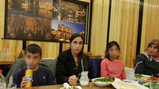 Şengal'den kaçırılan Ezidi iki kardeş Kırşehir'de bulundu