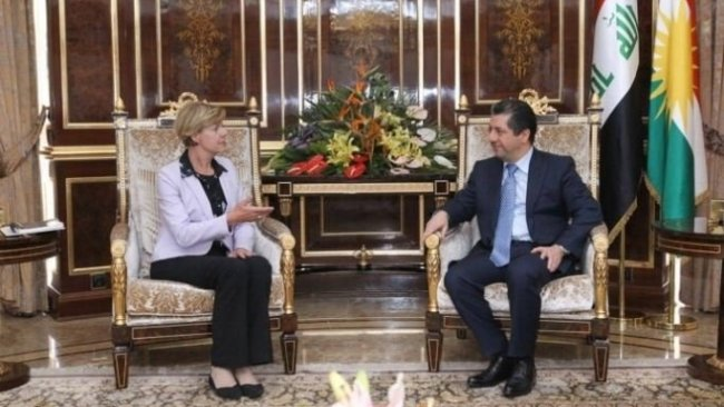 Başbakan: Bağdat'la Anayasal çerçevede anlaşabiliriz