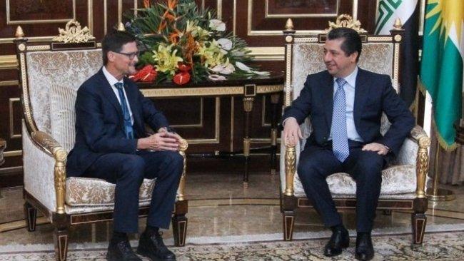 Kanada Büyükelçisi: Kürdistan Bölgesi'ne yardım etmeye hazırız