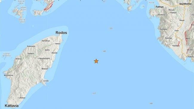Ege'de deprem: Yunanistan ve Türkiye sallandı