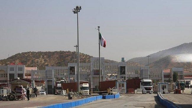 İran, Irak'a olan 2 sınır kapısını kapattı