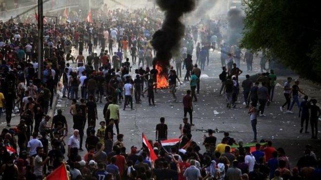 Irak'taki protestolarda ölü sayısı 50'ye çıktı