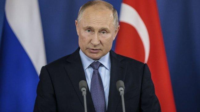 Putin: Suriye'de siyasi süreci başlatmayı başardık