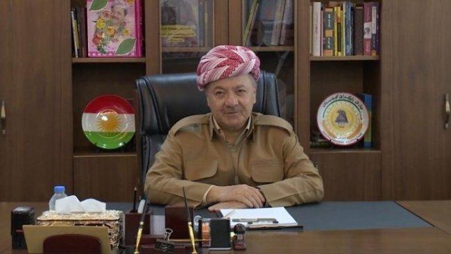 Başkan Barzani'den KDP'nin Duhok Merkezine ziyaret