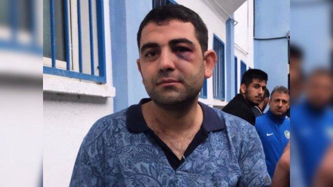 Sarıyer'de Amedspor taraftarına ırkçı saldırı