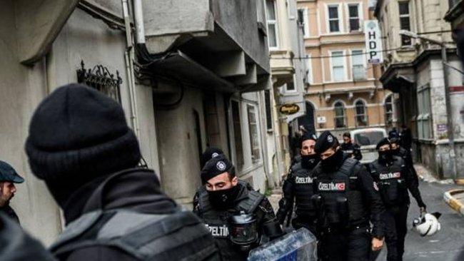 3 ilde HDP'ye operasyon