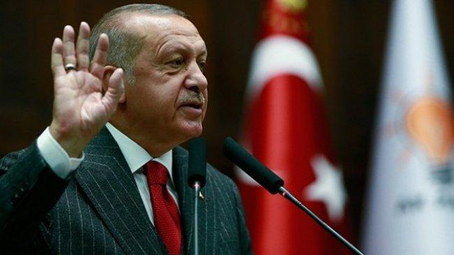 Erdoğan'dan 'güvenli bölgeyi ABD planladı' yorumlarına tepki