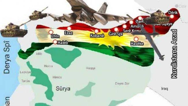 İddia: Rojava'ya askeri harekat 48 saat içinde başlayacak