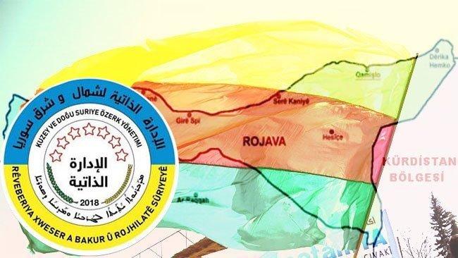 Rojava Özerk Yönetim'den Ankara'ya net mesaj