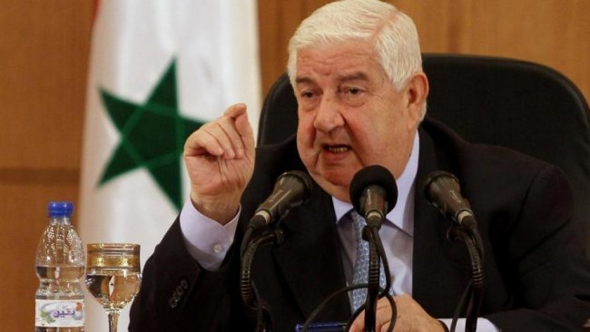 Suriye'den 'TSK üs kurdu' iddialarına yanıt