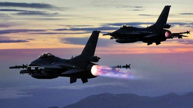 ABD, Fırat'ın Doğusu'nda hava sahasını Türkiye'ye kapattı