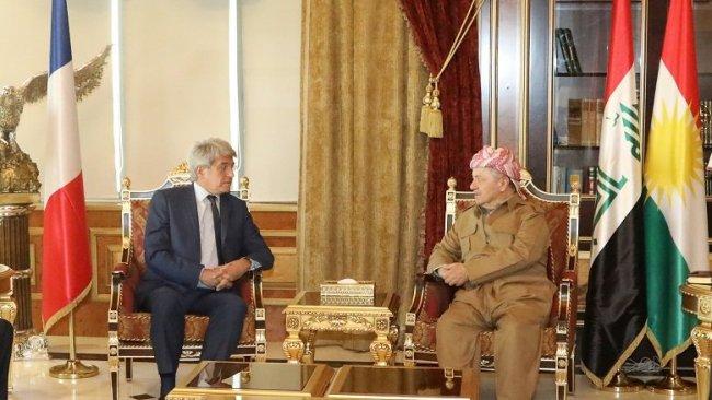 Başkan Barzani: Suriye'deki Kürtlerin geleceğinden endişe duyuyorum
