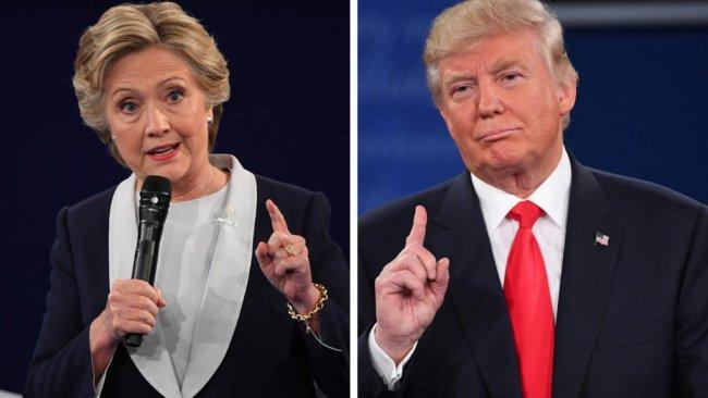 Hillary Clinton: Trump'ın kararı ihanettir!